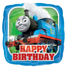 Thomas Happy Birthday Foil Helium Balloon